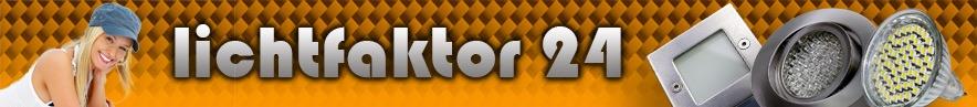 Lichtfaktor24 Banner
