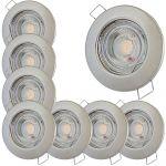 LED Einbaustrahler Sets