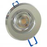 LED Glas Einbaustrahler