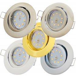 SMD LED Einbaustrahler Timo / 230Volt / 5Watt / 400Lumen...