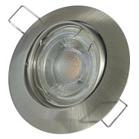 DIMMBAR / LED Einbaustrahler Jan / 230Volt / 7Watt /...