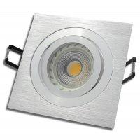 Einbaustrahler Linus / LED Leuchtmittel 230V / 5Watt /...