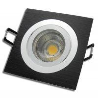 Einbaustrahler Linus / LED Leuchtmittel 230V / 7Watt /...