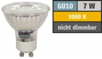 7Watt / MCOB LED Leuchtmittel Gu10 / 550Lumen / WARMWEISS...