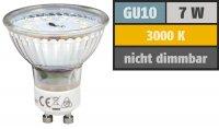 SMD LED Leuchtmittel 230Volt - 7Watt - WARMWEISS...