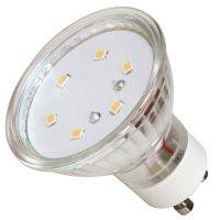 SMD LED Einbaustrahler Tom / 230V / 3Watt / 250Lumen / Weiss