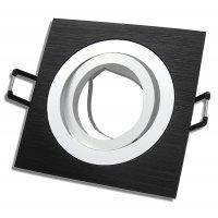 SMD LED Einbaustrahler Mia / 3 - Stufen Dimmbar per Lichtschalter / 230Volt / 5W / 400Lumen