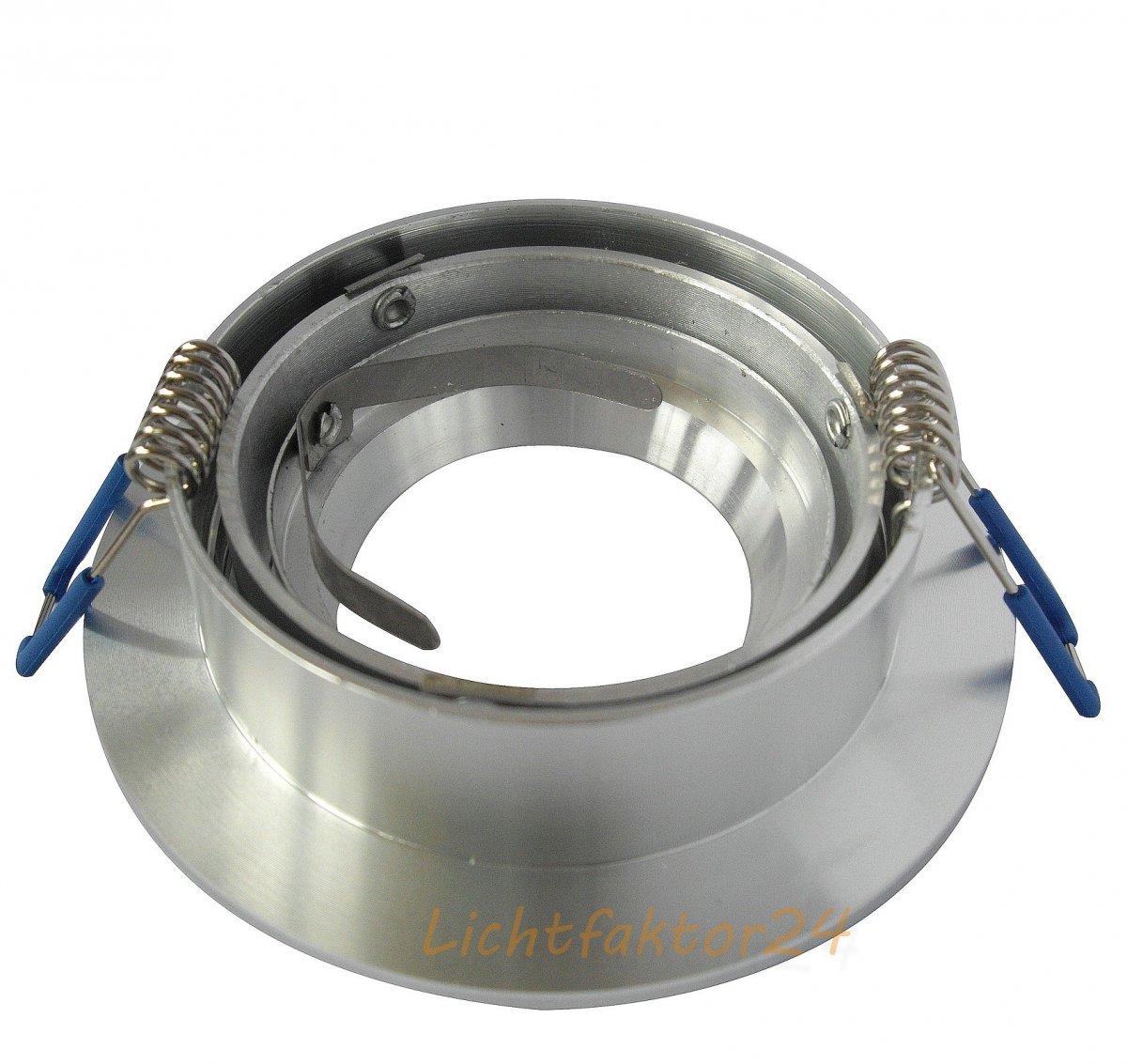 SMD LED Einbaustrahler Sandy / 3 - Stufen Dimmbar per Lichtschalter ...
