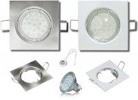 SMD LED Einbaustrahler Tom / 230V / 5W / Step dimmbar /...