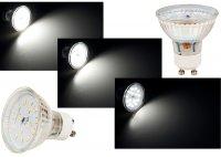 SMD LED Einbaustrahler Tom / 230V / 5W /  3 - Stufen Dimmbar per Lichtschalter / Eckig