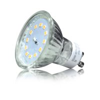 SMD LED Einbaustrahler Tom / 230V / 5W / Step dimmbar / Eckig