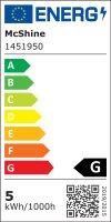 LED-Modul, 5Watt, 400 Lumen, 230Volt, 100% dimmbar, Neutralweiss, 4000Kelvin