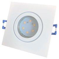 IP44 | SMD LED Einbauleuchten Marin | 5,5Watt | 230Volt | Step dimmbar
