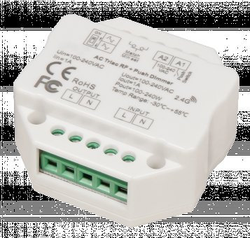 Elektronischer LED Tast - Dimmer 240Watt