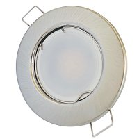 SMD LED Einbaustrahler Tom | 230Volt | 9 Watt | 900...