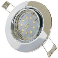 Flacher SMD LED Einbaustrahler Tomas   230V   5Watt   DIMMBAR   ET=30mm