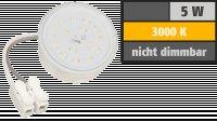 LED-Modul, 5Watt, 230Volt, 50 x 23mm, Warmweiß,...