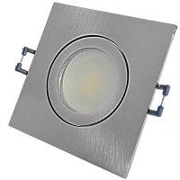 IP44 | SMD LED Einbauleuchten Marin | 9Watt | 230Volt | Quadratisch