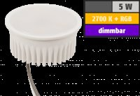 Wifi Smart LED-Modul itius, 5W, RGB + Warmweiß,...