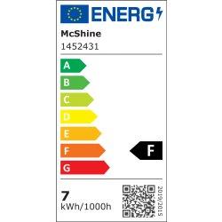 LED Einbaustrahler Tom / 230Volt / 7Watt / Dimmbar / Starr / 520Lumen