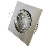 Flacher COB LED Modul Einbaustrahler Dario - 230Volt -...