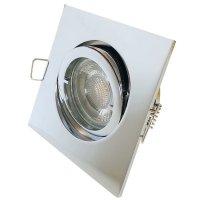 Flacher COB LED Modul Einbaustrahler Dario - 230Volt - 5Watt - ET=35mm