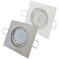 SMD LED Einbaustrahler Tom / 230Volt / 3Watt / 250Lumen /...