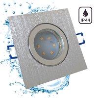LED Einbaustrahler Marin / 230V / 7W / STEP DIMMBAR / ET = 32mm / IP44