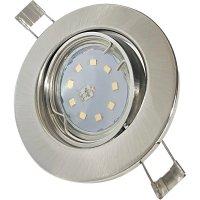 Flacher SMD LED Einbaustrahler Tomas | 230V | 7Watt | ET=30mm