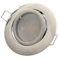 LED Modul Einbaustrahler Timo | 230V | 5W | Smart Wifi | RGB + Warmweiss