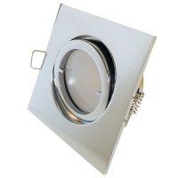 LED Modul Einbaustrahler Dario   230V   5W   Smart Wifi   RGB + Warmweiss
