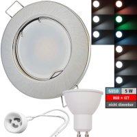 LED Einbaustrahler Tom | 230V | 5W | Smart Wifi | RGB +...