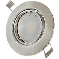 LED Einbaustrahler Tomas | 230V | 5W | Smart Wifi | RGB + CCT | GU10