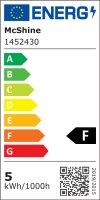 LED Einbaustrahler Timo | 230V | 5W | Smart Wifi | RGB + CCT | GU10