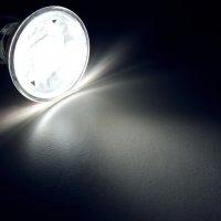 LED Einbaustrahler Tom / 230V / 7Watt / 550Lumen / Weiss