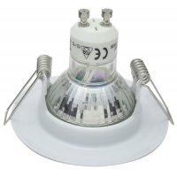 SMD LED Einbaustrahler Tom / 230V / 5Watt / 400Lumen / Weiss