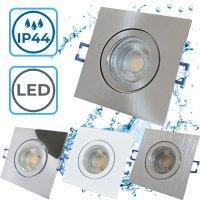 12Volt Bad Einbaustrahler Marin / IP44 / 5W / MCOB LED /...