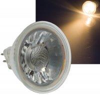 12Volt Bad Einbaustrahler Marin / IP44 / 5W / MCOB LED / Eckig / inklusive LED Treiber