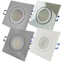 LED Einbaustrahler Marin / 230V / Gu10 Sockel / 5W / SMART WIFI / IP44 / RGB+CCT