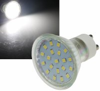 SMD LED Leuchtmittel 230Volt - 3Watt - NEUTRALWEISS...
