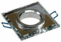 """Glas Decken Einbaurahmen """"Crystal Q90"""" / 230V /..."""